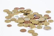 Handvoll Kleingeld